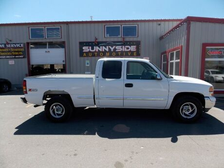 2000 GMC Sierra 1500 SLE Ext. Cab 3-Door Long Bed 4WD Idaho Falls ID