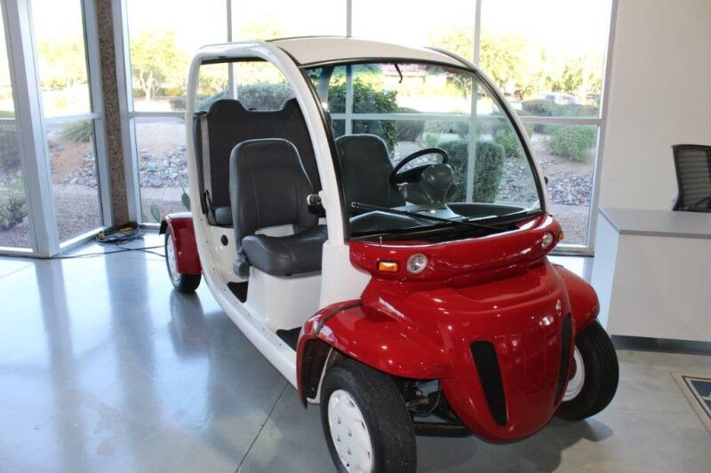 2000 Global Electric Motor Cars No Model Electric Vehicle Scottsdale AZ