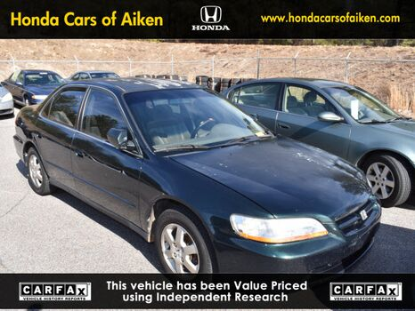 2000_Honda_Accord_SE_ Aiken SC