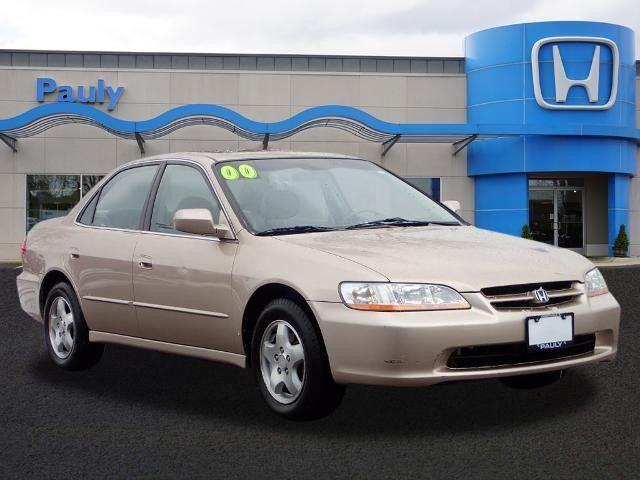 2000 Honda Accord Sdn EX w/Leather Libertyville IL
