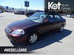 2000 Honda Civic EX-G, (PARTS ONLY!!)