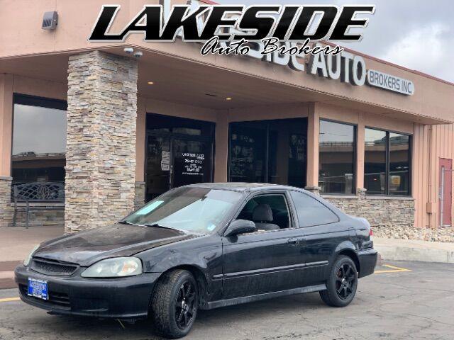2000 Honda Civic EX coupe Colorado Springs CO