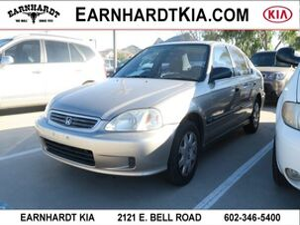 2000_Honda_Civic_LX_ Phoenix AZ