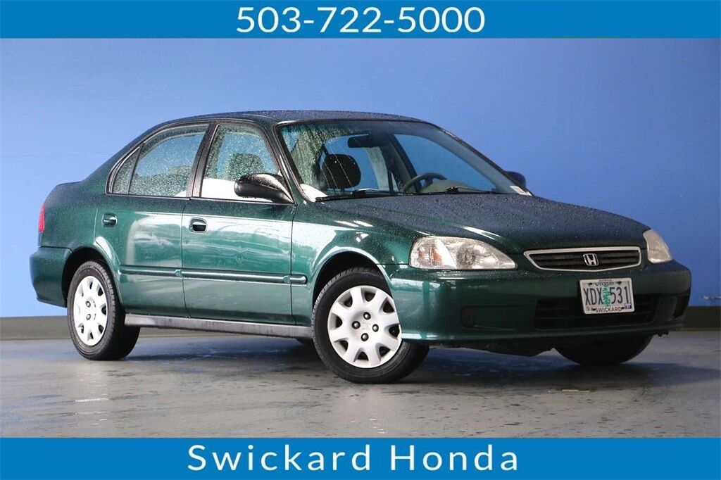 2000 Honda Civic Value Package Gladstone OR
