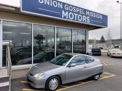 2000_Honda_Insight_Hatchback_ Spokane Valley WA