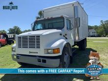 2000_INTERNATIONAL_No Model_BOX TRUCK_ Newport NC