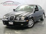 2000 Jaguar S-TYPE 3.0L V6 Engine / RWD with Parking Aid