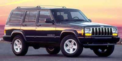 2000 Jeep Cherokee Sport Morgantown WV
