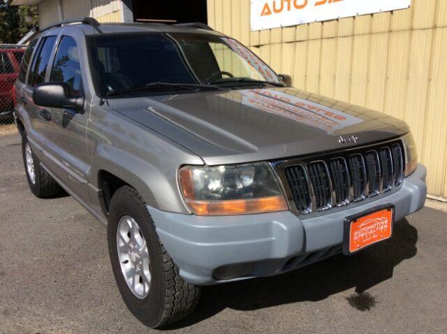 2000 Jeep Grand Cherokee Laredo 4WD Spokane WA