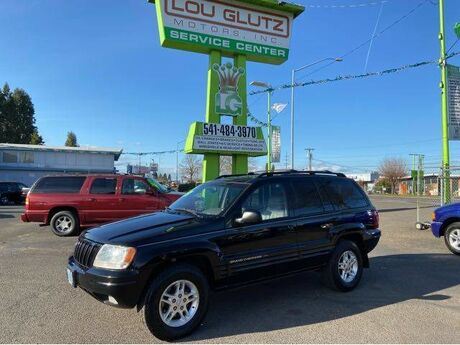 2000 Jeep Grand Cherokee Limited Eugene OR