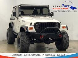 2000_Jeep_Wrangler_SPORT 4WD AUTOMATIC SOFT TOP CONVERTIBLE CRUISE CONTROL ALLOY WHEELS_ Carrollton TX