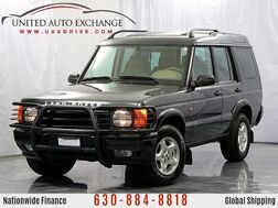2000_Land Rover_Discovery Series II_w/Leather_ Addison IL