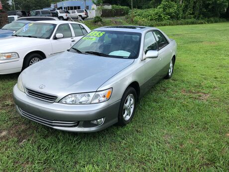 2000 Lexus ES 300 Base Whiteville NC