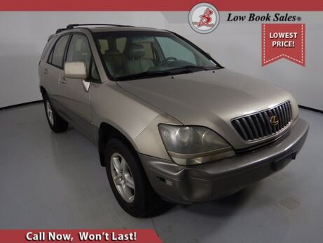 2000_Lexus_RX 300__ Salt Lake City UT