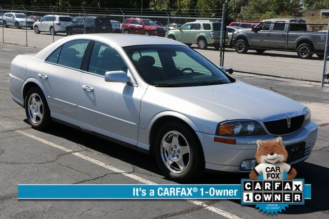 2000 Lincoln LS V8 Savannah GA
