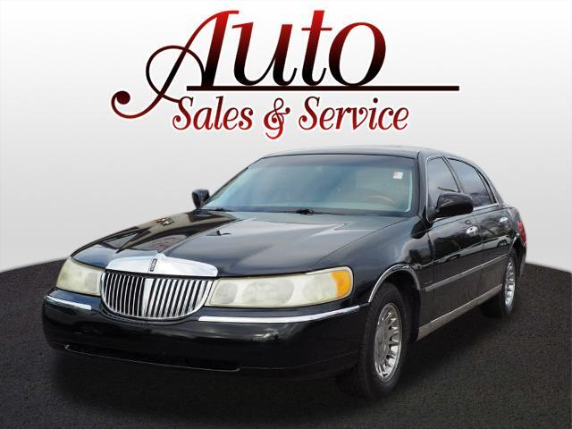 2000 Lincoln Town Car Cartier Indianapolis IN