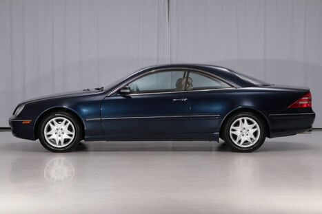 2000_Mercedes-Benz_CL-Class_CL 500 Coupe_ West Chester PA