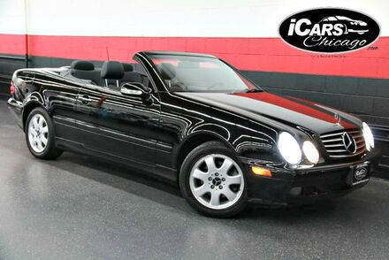 2000_Mercedes-Benz_CLK320_2dr Convertible_ Chicago IL