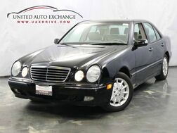 2000_Mercedes-Benz_E-Class_E320 / 3.2L V6 Engine / RWD / Sunroof / Heated Leather Seats_ Addison IL