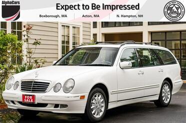 2000_Mercedes-Benz_E320_4Matic 7 Passenger Wagon_ Boxborough MA