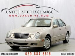 2000_Mercedes-Benz_E320_AWD Power & Heated Seats / Sunroof_ Addison IL