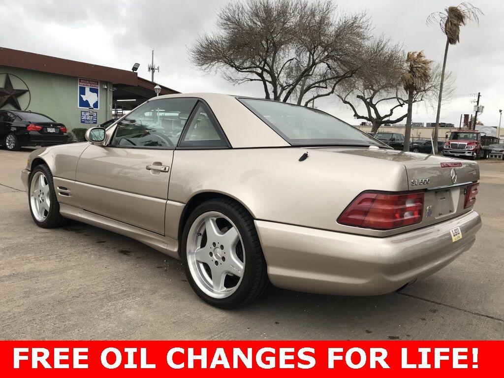 2000 Mercedes-Benz SL-Class SL 500 Houston TX