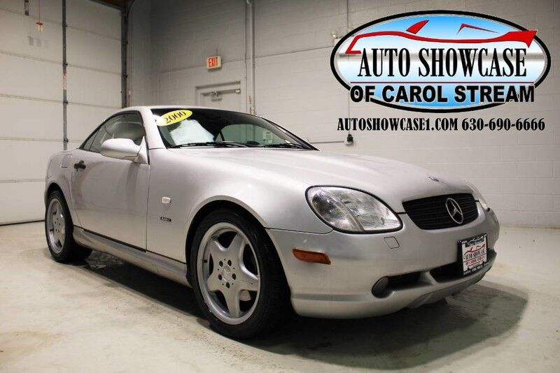 2000 Mercedes-Benz SLK-Class Kompressor Carol Stream IL