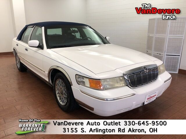 2000 Mercury Grand Marquis GS Akron OH
