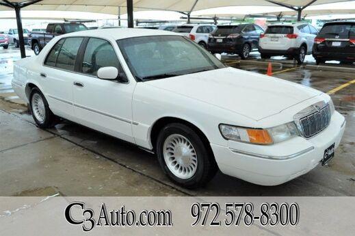 2000 Mercury Grand Marquis LS CASH ONLY - NO FINANCE Plano TX
