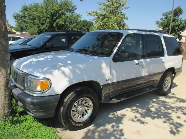 2000 Mercury Mountaineer 2WD San Antonio TX