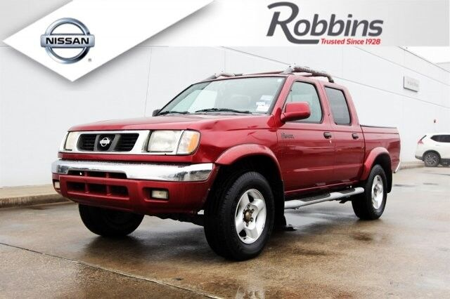 2000 Nissan Frontier 2WD SE Houston TX