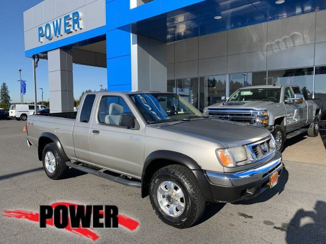 2000 Nissan Frontier 4WD  Corvallis OR