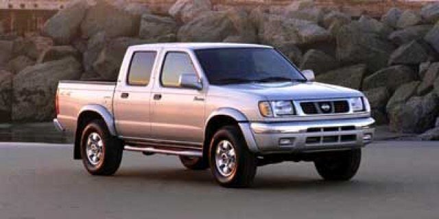 2000 Nissan Frontier 4WD XE Corvallis OR