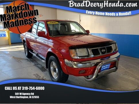2000_Nissan_Frontier_SE_ West Burlington IA