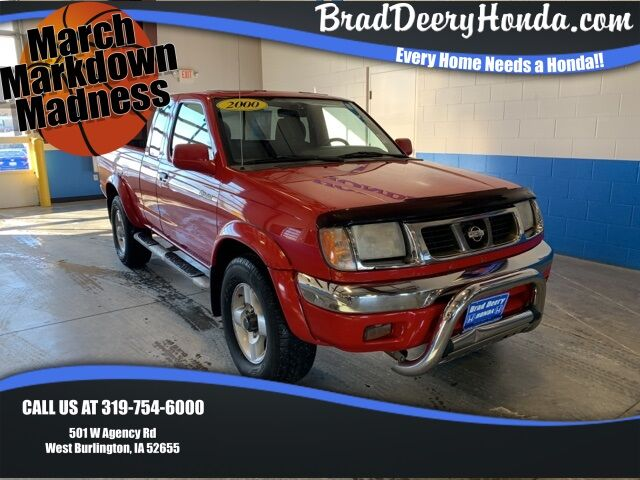2000 Nissan Frontier SE West Burlington IA