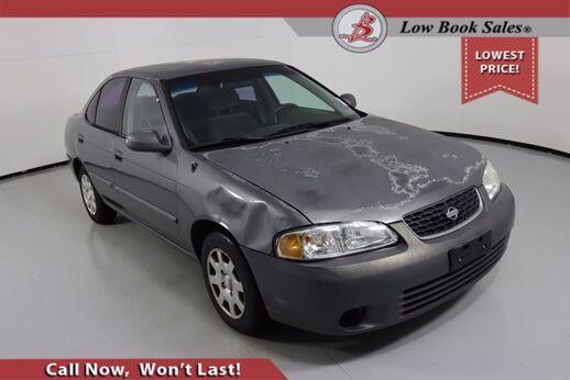 2000_Nissan_SENTRA__ Salt Lake City UT