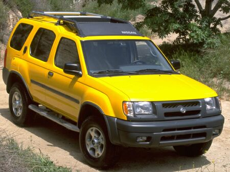 2000_Nissan_Xterra__ Salisbury MD