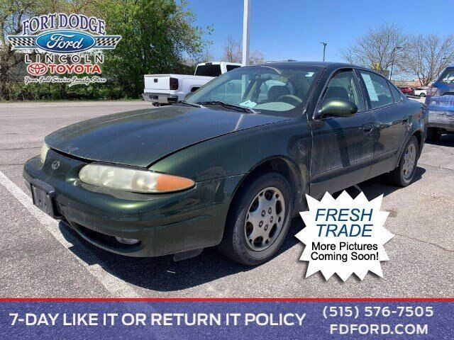 2000 Oldsmobile Alero GL2 Fort Dodge IA