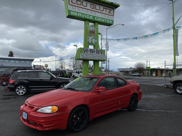 2000 Pontiac Grand Am GT Eugene OR