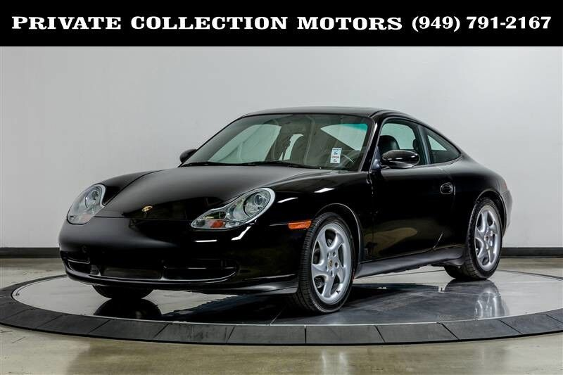 2000 Porsche 911 Carrera 4 1 Owner Costa Mesa CA