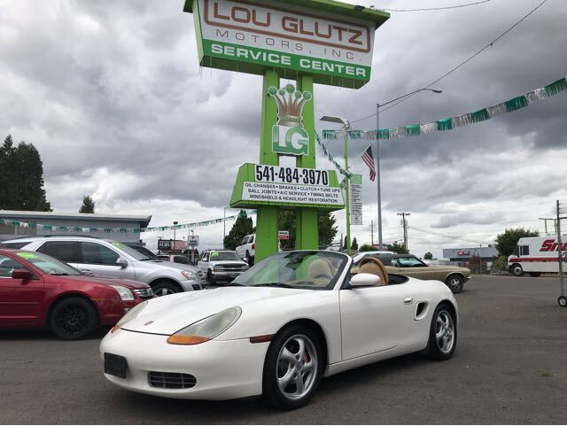 2000 Porsche Boxster Base Eugene OR