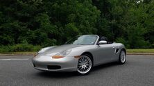 Porsche Boxster Convertible / 5-Speed Manual / Power Top / Kenwood 2000