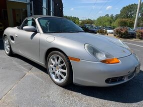Porsche Boxster S 2000