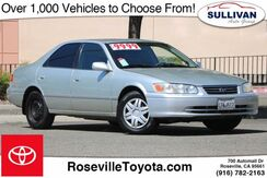 2000_TOYOTA_Camry_LE_ Roseville CA