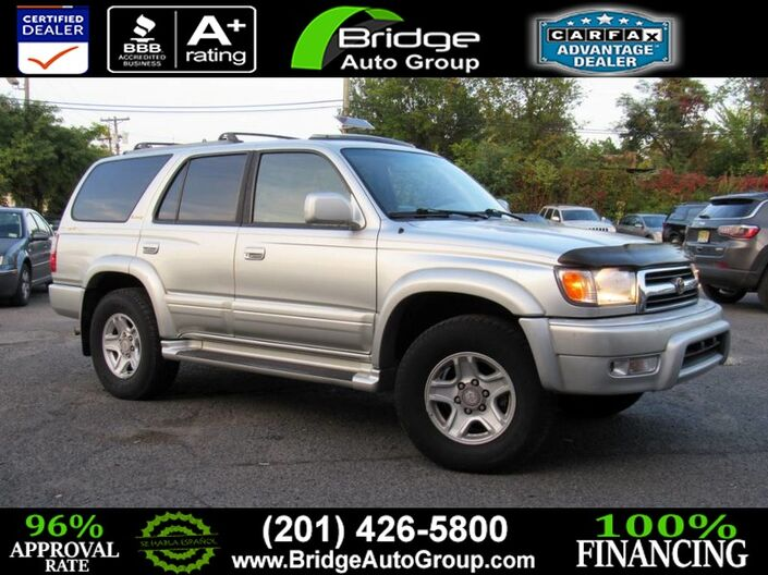2000 Toyota 4Runner Limited Berlin NJ