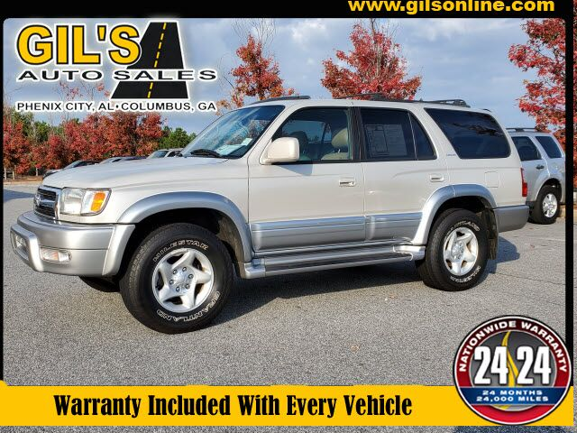 2000 Toyota 4Runner Limited Columbus GA