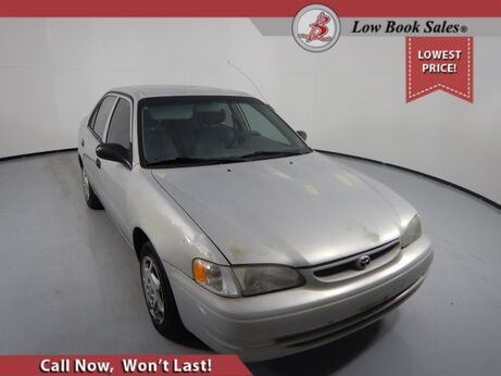 2000_Toyota_COROLLA_VE_ Salt Lake City UT