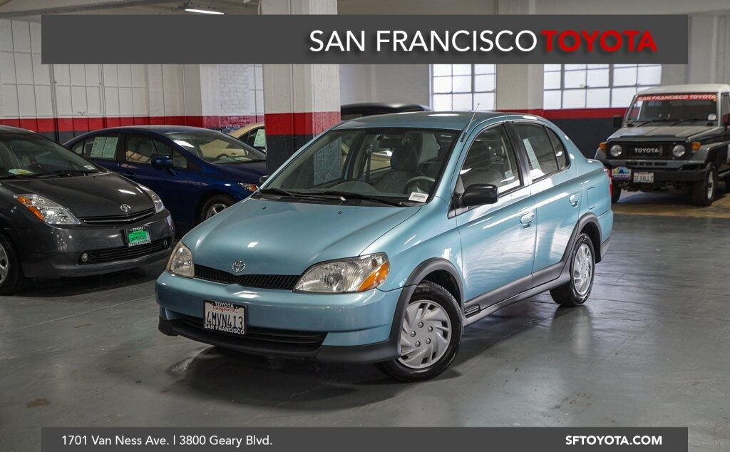 2000 Toyota Echo San Francisco CA