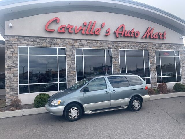 2000 Toyota Sienna LE Grand Junction CO
