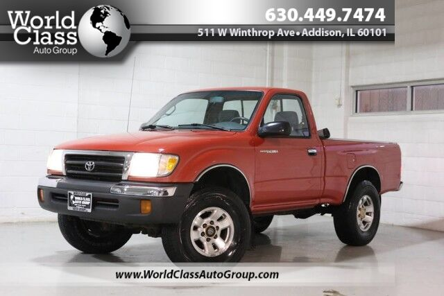 2000 Toyota Tacoma SUPER CLEAN AWD ALLOY WHEELS CARGO LINER & COVER Chicago IL